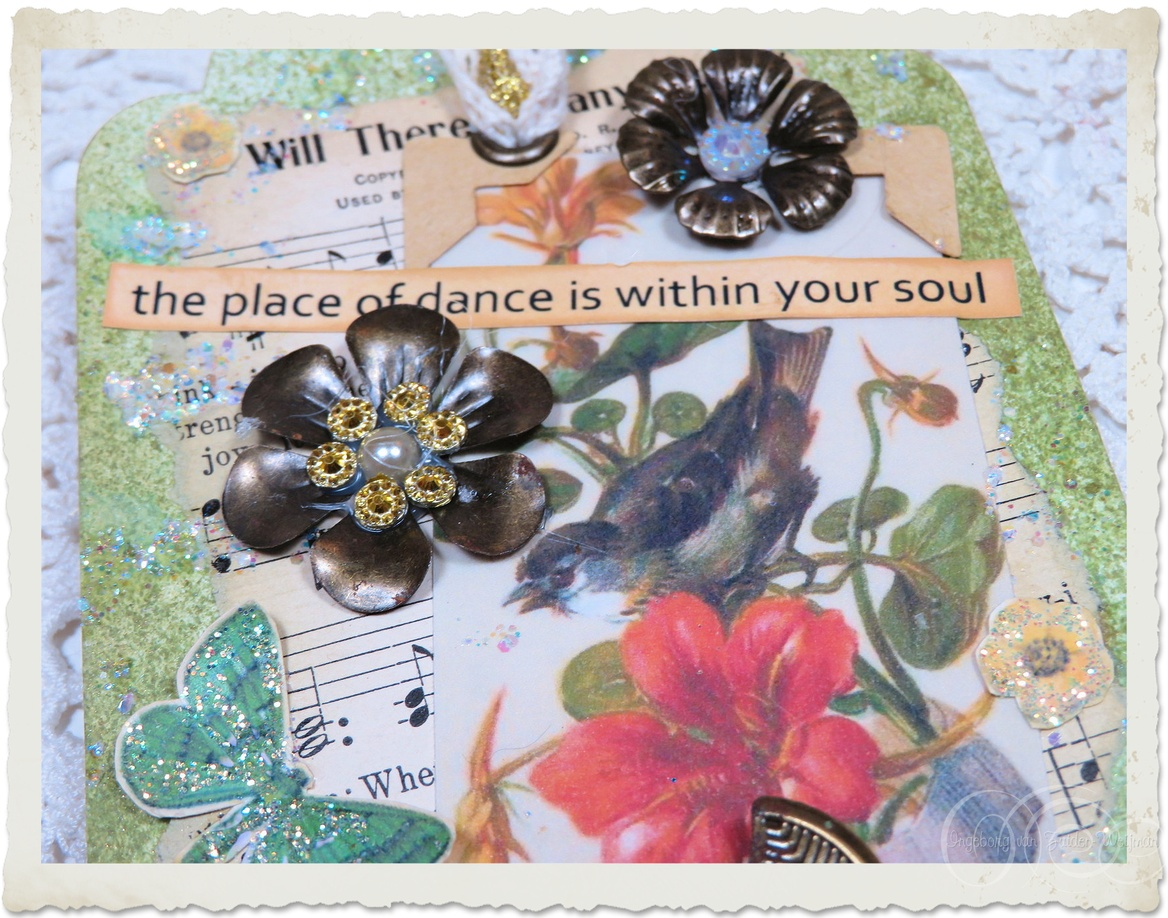 The Place of dance is within your soul!